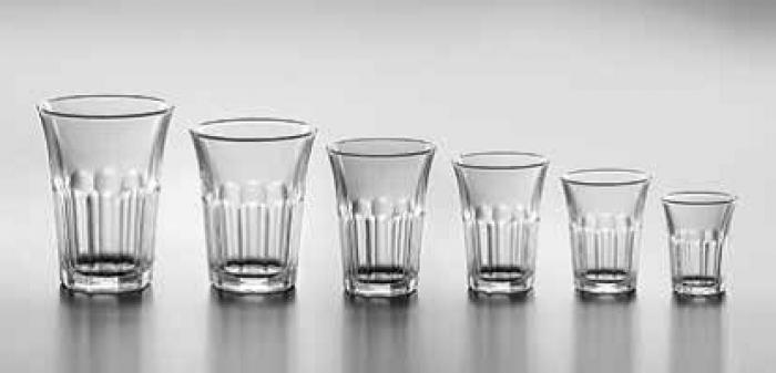 I Bicchieri Bormioli : Bicchieri quot bormioli rocco collezione siena temperato « la